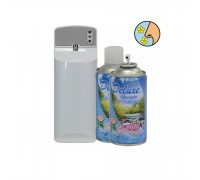 Air Freshener Dispenser - White Box