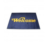 3ft x 5ft - Message Mat With Welcome