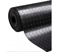 Tough Shield Rubber Studded Mat Black