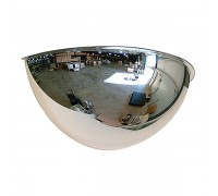 "Crystal Half Dome 32"" USA Acrylic Safety Mirror"