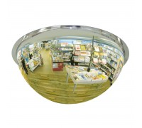 "Crystal Full Dome 26"" USA Acrylic Safety Mirror"