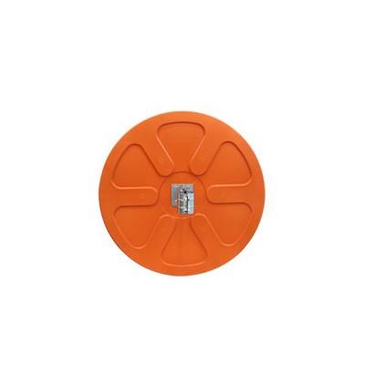 SAFER Indoor 490 Stainless Steel Safety Convex Mirror