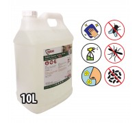 McQwin Basic Table Cleaner Lemon Grass - 10L
