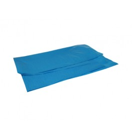 "Sanitary Bag 47cm X 74 cm Blue (19"" x 29"") (50pcs)"