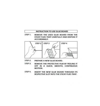 Sticky Glueboard x 24pcs - McQwin Colossus