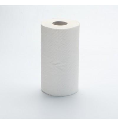 2 Ply Kitchen Towel - 70's Virgin Pulp (6in1) (6pkts x 6rolls)