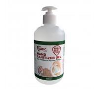 McQwin Basic Alcohol Based Gel Hand Sanitizer 500ml