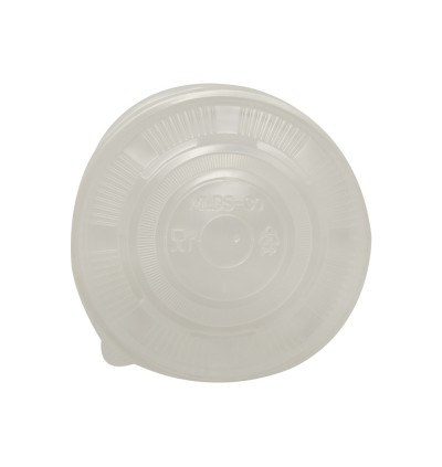 MLDS 30 - 520cc Plastic Paper Bowl Lid