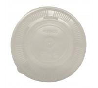 MLDS 100 - 720 / 850 / 1000cc Plastic Paper Bowl Lid