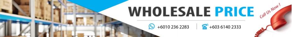McQwin's Wholesale Price Banner